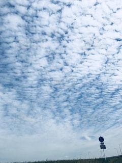 モコモコ雲の写真・画像素材[787186]