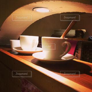 カフェで…の写真・画像素材[902468]