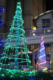 クリスマスツリーの写真・画像素材[911839]