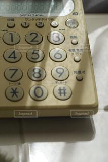 固定電話の写真・画像素材[1441345]