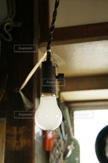 裸電球の写真・画像素材[1582446]