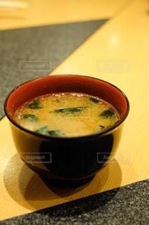 お味噌汁の写真・画像素材[2803874]