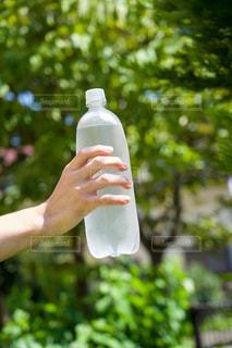 水分補給の写真・画像素材[3563480]