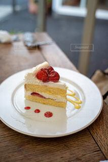 ショートケーキの写真・画像素材[3769449]