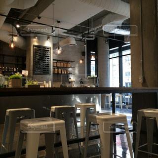 カフェの写真・画像素材[537417]