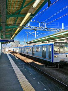 電車の写真・画像素材[484320]