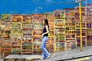 グラハムストリートの写真・画像素材[2644771]