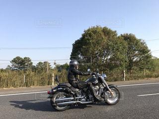 バイクの写真・画像素材[480254]