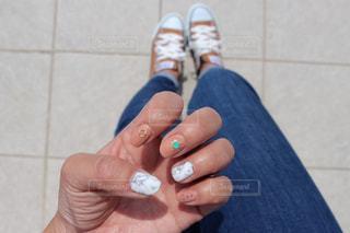 nailの写真・画像素材[1108713]