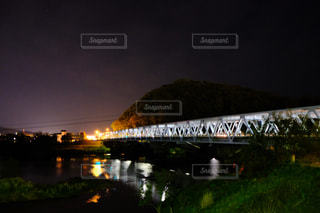希望の橋の写真・画像素材[482239]