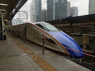 北陸新幹線の写真・画像素材[482189]