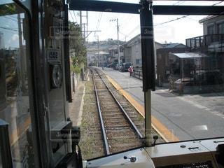 電車の写真・画像素材[486064]