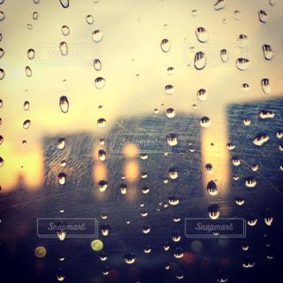 雨の写真・画像素材[484925]