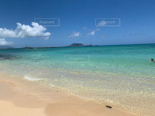 ラニカイビーチの写真・画像素材[2324015]