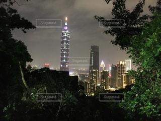 夜景の写真・画像素材[501017]