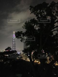 夜景の写真・画像素材[501022]