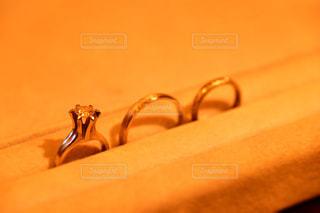 指輪の写真・画像素材[502831]