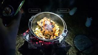 キャンプの写真・画像素材[515092]