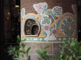 カタルーニャ音楽堂の写真・画像素材[2228602]