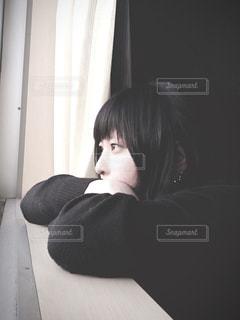 静寂の写真・画像素材[484359]