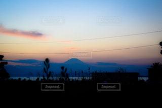富士山の写真・画像素材[485460]