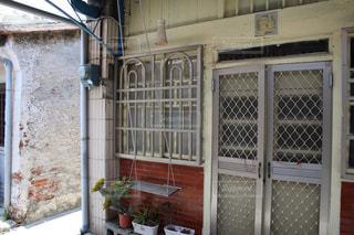 台南の古い建物の写真・画像素材[1795775]