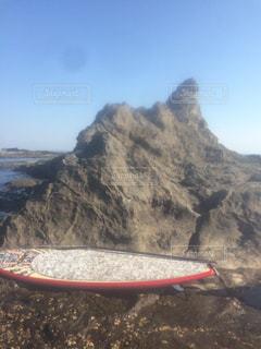 サーフィンの写真・画像素材[486350]