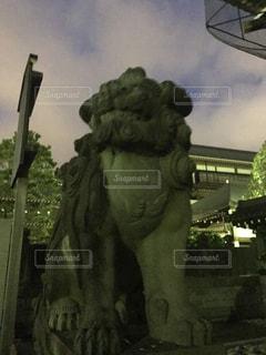 神社の写真・画像素材[486196]