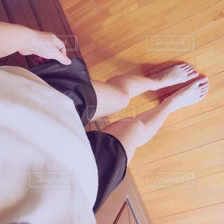 足の写真・画像素材[513565]