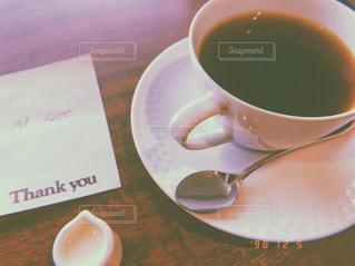 喫茶店のコーヒーの写真・画像素材[932309]