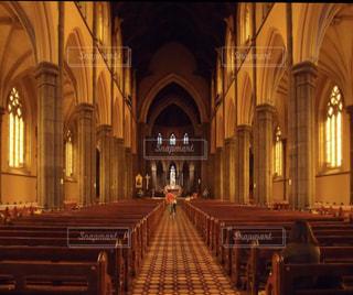 聖堂の写真・画像素材[3108829]