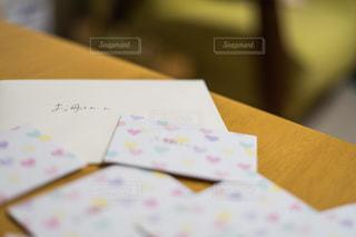 お手紙の写真・画像素材[933960]