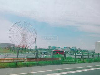晴天の写真・画像素材[486876]