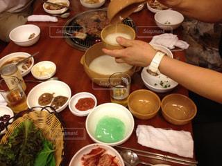 食事の写真・画像素材[487812]