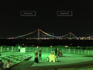 夜景の写真・画像素材[489270]