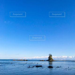 雨晴海岸の写真・画像素材[2013387]