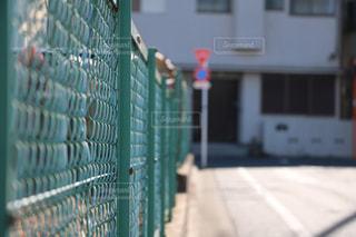 フェンスの写真・画像素材[504671]