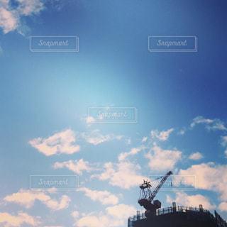 空の写真・画像素材[504690]