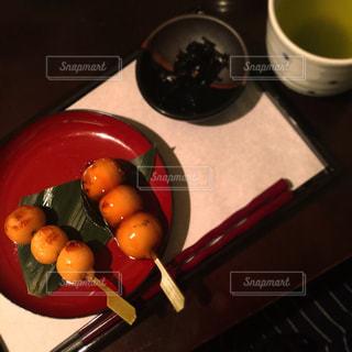 和菓子の写真・画像素材[511270]