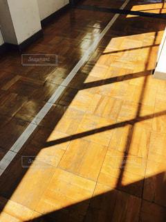 床の時計の写真・画像素材[846296]