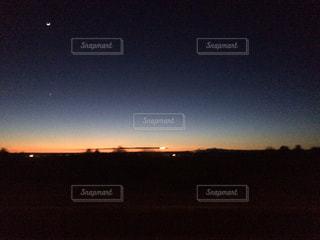 夕日の写真・画像素材[492085]