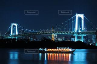 夜景の写真・画像素材[491737]