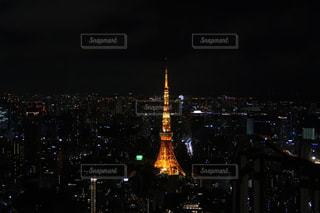 東京タワーの写真・画像素材[491803]