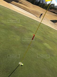ゴルフの写真・画像素材[556729]