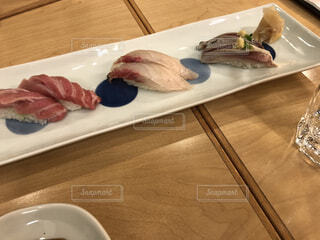 握り寿司の写真・画像素材[4105860]