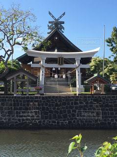 神社の写真・画像素材[493363]