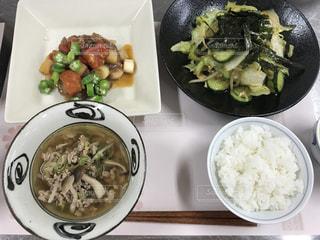 今日の晩御飯の写真・画像素材[782140]