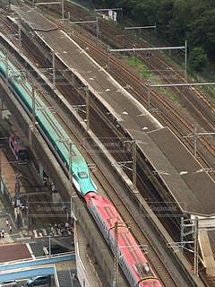 鉄道の写真・画像素材[493634]