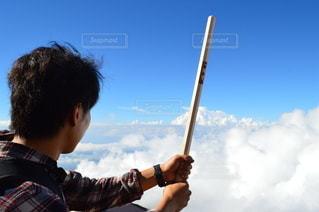 富士登山の写真・画像素材[2595816]