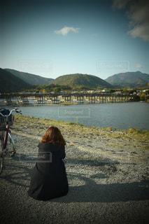 自転車の写真・画像素材[504138]